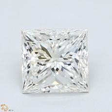 Recommended Stone #4: 1,30-Carat Princess Cut Diamond