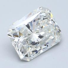 Recommended Stone #3: 4,20-Carat Radiant Cut Diamond