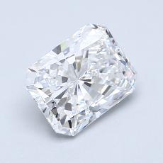 Recommended Stone #2: 2.20-Carat Radiant Cut Diamond