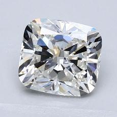 1.51 Carat クッション Diamond ベリーグッド H VVS2
