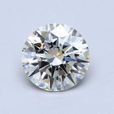 2.08 Carat 圓形 Diamond 理想 K VS2