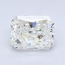 推荐宝石 4:1.21 克拉雷迪恩明亮式钻石