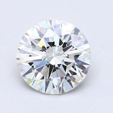 Recommended Stone #1: 1.79-Carat Round Cut Diamond