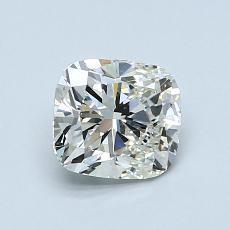 推荐宝石 3:1.05 克拉垫形切割
