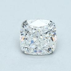 1.01-Carat Cushion Diamond Very Good F VS2