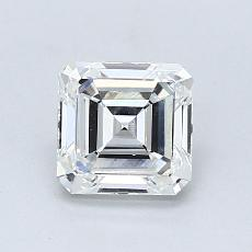 推薦鑽石 #4: 0.90  克拉上丁方形鑽石