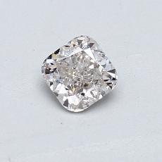 Target Stone: 0.42-Carat Radiant Cut Diamond