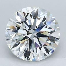 Recommended Stone #3: 5.83-Carat Round Cut Diamond
