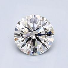 Target Stone: 1.01-Carat Round Cut Diamond