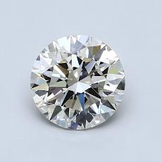 オススメの石No.3:1.00カラットのラウンドカットダイヤモンド