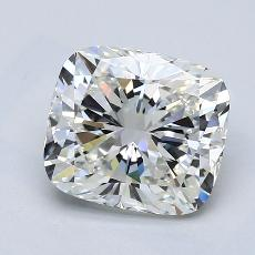 Recommended Stone #3: 2.40-Carat Cushion Cut Diamond