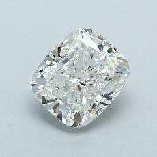 1.01 Carat 墊形 Diamond 非常好 J VS2