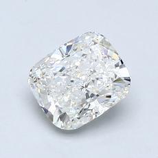 1.01-Carat Cushion Diamond Very Good H VS2