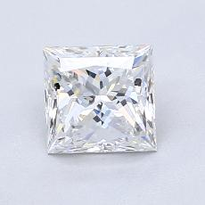 Recommended Stone #2: 1,20-Carat Princess Cut Diamond