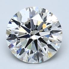 Recommended Stone #3: 2.70-Carat Round Cut Diamond