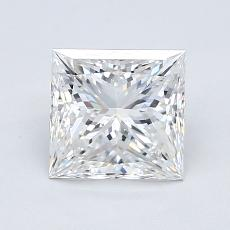 Recommended Stone #4: 1.20-Carat Princess Cut