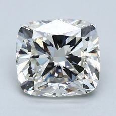推荐宝石 3:1.71 克拉垫形钻石
