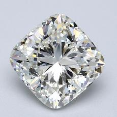 Recommended Stone #2: 4.04-Carat Cushion Cut Diamond