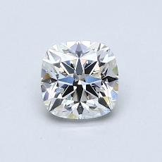 0.71-Carat Cushion Diamond ASTOR G VS2