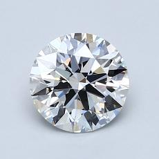 Recommended Stone #3: 1,09-Carat Round Cut Diamond