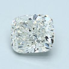 Target Stone: 4.03-Carat Cushion Cut Diamond