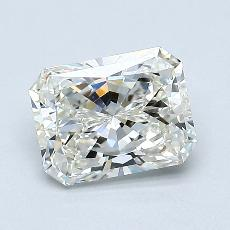 Recommended Stone #2: 1.01-Carat Radiant Cut