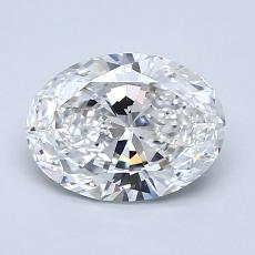 Recommended Stone #2: 1.20-Carat Oval Cut