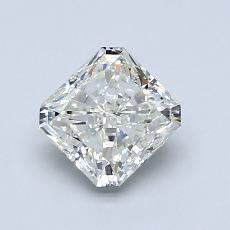 Recommended Stone #3: 1,01-Carat Radiant Cut Diamond