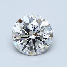1.10 Carat 圆形 Diamond 理想 I VS1