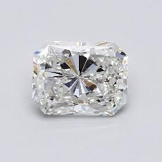 1.50 Carat 雷地恩明亮式 Diamond 非常好 F VVS2