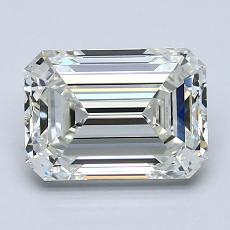 Recommended Stone #4: 2.13-Carat Emerald Cut Diamond