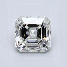 Recommended Stone #4: 1.03-Carat Asscher Cut
