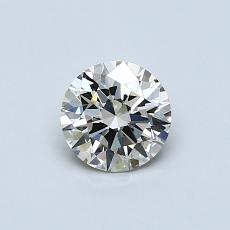 Recommended Stone #4: 0.55-Carat Round Cut