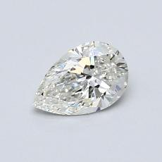 Recommended Stone #3: 0.50-Carat Pear Shaped