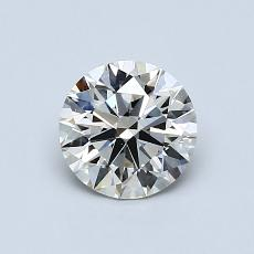 Recommended Stone #2: 0.81-Carat Round Cut