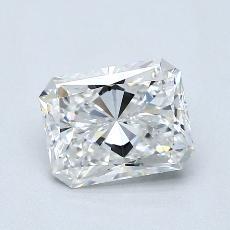 推薦鑽石 #3: 1.31 克拉雷地恩明亮式切割