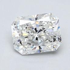 Recommended Stone #4: 1.30-Carat Radiant Cut Diamond