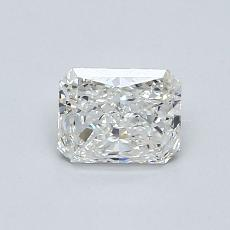 Recommended Stone #1: 0.51-Carat Radiant Cut Diamond