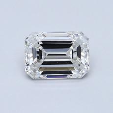 0.75 Carat 綠寶石 Diamond 非常好 E VVS1