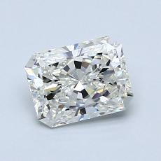 Recommended Stone #4: 1,01-Carat Radiant Cut Diamond