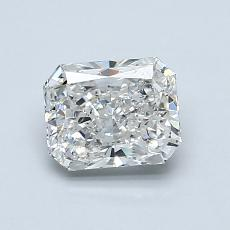 Recommended Stone #2: 1.01-Carat Radiant Cut Diamond