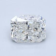 1,20-Carat Radiant Diamond Very Good H SI2