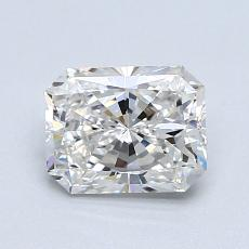 1,03-Carat Radiant Diamond Very Good F VS1