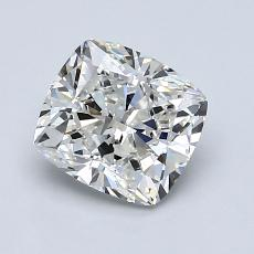 1.40-Carat Cushion Diamond Very Good H VS2