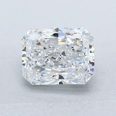 Recommended Stone #2: 2.25-Carat Radiant Cut Diamond