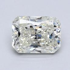 Recommended Stone #3: 1.17-Carat Radiant Cut Diamond