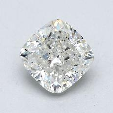 1.05 Carat クッション Diamond ベリーグッド J SI2