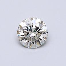 Current Stone: 0,50-Carat Round Cut