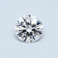 Recommended Stone #4: 0.44-Carat Round Cut Diamond