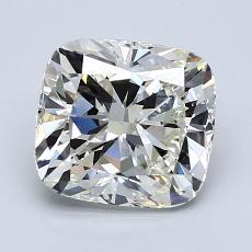 Pierre recommandée n°3: Diamant Taille coussin de 2,03carat